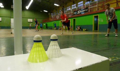 Les équipements du badminton