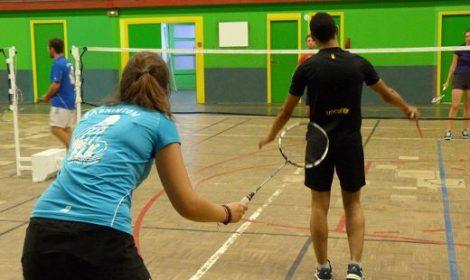 Les règlements du badminton