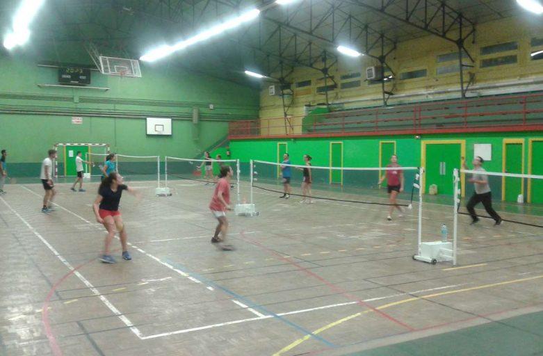 Tournoi Octobre FLK Badminton